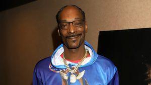 Snoop Dogg kriegt Joint-Blumenstrauß zum 48. Geburtstag