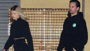 Sofia Richie und Scott Disick im Partnerlook beim Date!