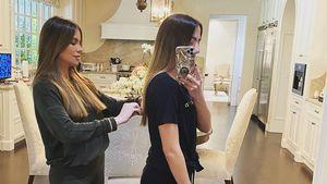 Multitalent: Sofia Vergara schneidet ihrer Nichte die Haare