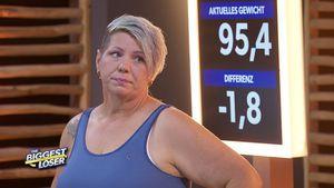 """Laut gerechnet: Mogelt Sonja bei """"Biggest Loser""""-Challenge?"""
