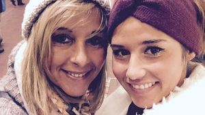 Sonja Strano und Tochter Sarah Lombardi