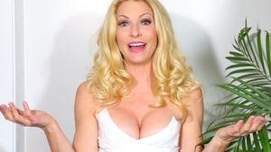 Riesen-Brüste! Sonya Kraus zeigt wie's ohne OP geht