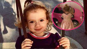 Ganz in Pink: Sophia Cordalis (2) bekommt ihr erstes Auto!