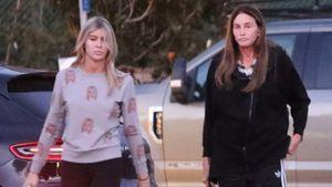 Lässiges Dinner-Date: Caitlyn Jenner und Sophia im Jogger