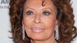 Extreme Flugangst: Sophia Loren kann Enkel nicht sehen