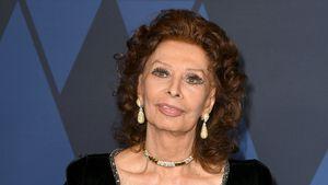 Film-Diva Sophia Loren (86) feiert bald ihr Netflix-Debüt