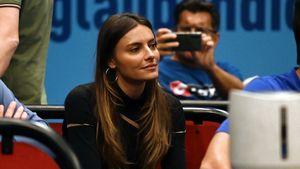 Hier bestaunt Sophia Thomalla ihren Alex bei Tennis-Turnier!