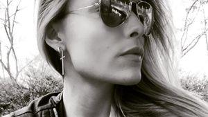 Sophia Thomalla präsentiert sich mal wieder sexy und wild