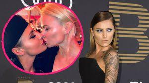 Sophia Thomalla: Mit welcher Blondine knutscht sie hier?