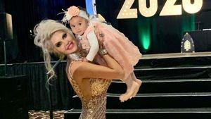 """""""Bestes Geschenk"""": Sophia Vegas ist dankbar für Tochter!"""