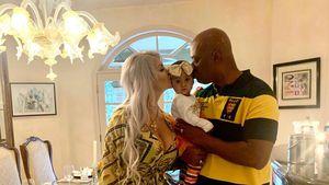 Neues Familien-Foto: Sophia Vegas einfach überglücklich