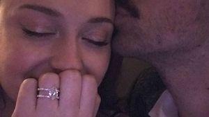 Sophie Turner wird von Joe mit süßen Liebesgrüßen überrascht