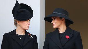 Kopiert diese Royal-Lady jetzt Herzogin Meghans Styles?