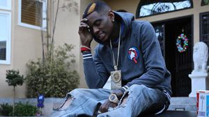Illegaler Waffenbesitz? Polizeieinsatz bei Rapper Soulja Boy