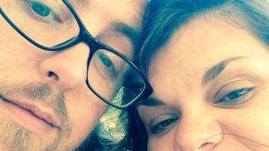 Star-Wars-Fan Neil Hanvey mit seiner Frau Andrea