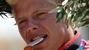Stefan Henze bei den Olympischen Spielen 2004 in Athen