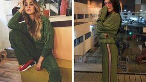 Kopiert? Steffi Giesinger trägt Kourtney Kardashians Outfit!