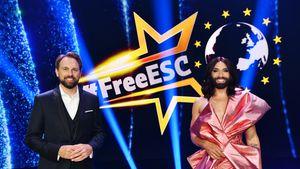 Conchita Wurst und Steven Gätjen moderieren #FreeESC erneut