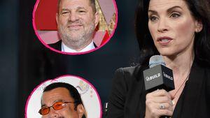 """""""Good Wife""""-Star: Horror-Begegnungen mit Weinstein & Seagal"""