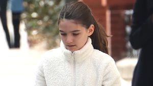 Katie Holmes' und Tom Cruises Tochter Suri wird schon 14