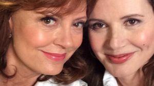 Selfie-Erfinderinnen Susan & Geena tun es wieder