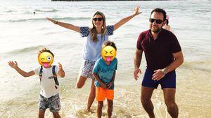 Seltener Einblick: Susan Sideropoulos zeigt ihre Familie!