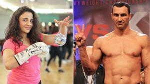 """""""Let's Dance""""-Susi: Klitschko-Support direkt aus Tanzstudio!"""