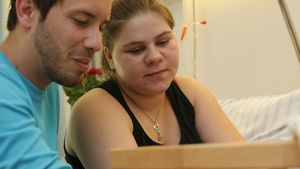 Wollny-Baby: Dramatische Geburt für Celina-Sophie