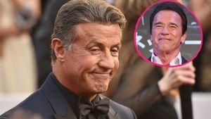 Arnold Schwarzenegger und Sylvester Stallone