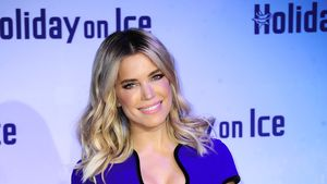 "Sylvie Meis bei der ""Holiday on Ice Believe""-Pressekonferenz"