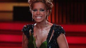 Heute Abend tanzt auch Sylvie van der Vaart