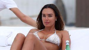 Tamara Ecclestone: Brust passt kaum in den Bikini