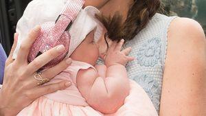 Süß! Tamara Ecclestone zeigt Baby bei Formel 1