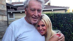 Tara Reid mit ihrem Vater Thomas Reid