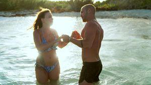 "Lippen-Diss: ""Ex on the Beach""-Tara ist von Chris enttäuscht"