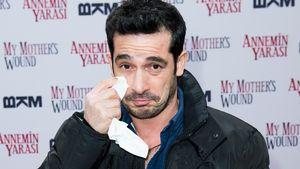 """Tayfun Baydar auf dem roten Teppich der """"My Mothers' Wound""""-Premiere in Berlin"""