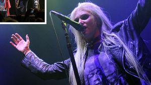 Taylor Momsen als Vorgruppe von Guns 'N' Roses