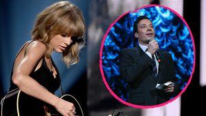 Nach Tod seiner Mutter: Taylor Swift singt für Jimmy Fallon