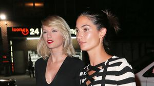 Taylor Swift und Lily Aldridge in New York City