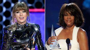 23 AMA-Trophäen: Taylor Swift knackt Whitney Houstons Rekord