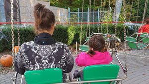 Endlich Karussell fahren: Emotionaler Post bei TBL-Alexandra
