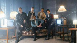 Team 5ünf: Das sind die Boyband-Mitglieder von Jay und Marc!