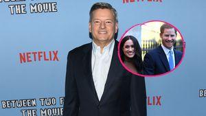 Netflix-Chef: Sie haben Interesse an Prinz Harry und Meghan