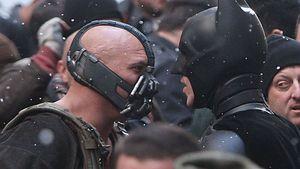 The Dark Knight Rises: Bald ist Bane gut zu hören
