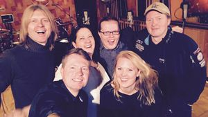 Kelly Family (v.l.): John, Kathy, Angelo, Patricia und Joey im Januar 2017