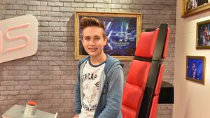 "Luca, Teilnehmer bei ""The Voice Kids"""