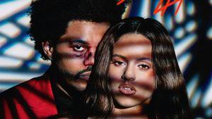 So heiß posieren The Weeknd und Rosalía für ihr neues Duett!