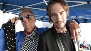 Dank GNTM: Wolfgang Joop & Thomas sind Buddies