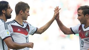 In 20 Jahren! Jogis Jungs wollen Reunion nach WM