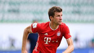 Kurz vor Klub-WM-Finale: Thomas Müller ist Corona-positiv